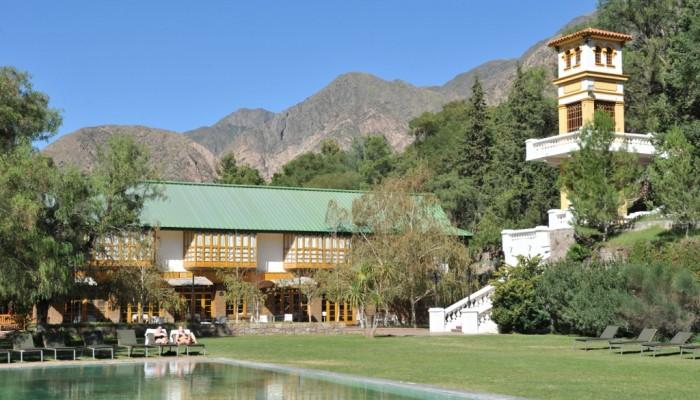 Termas Cacheuta - Hotel & Spa