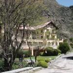 Antiguo hotel de Villavicencio