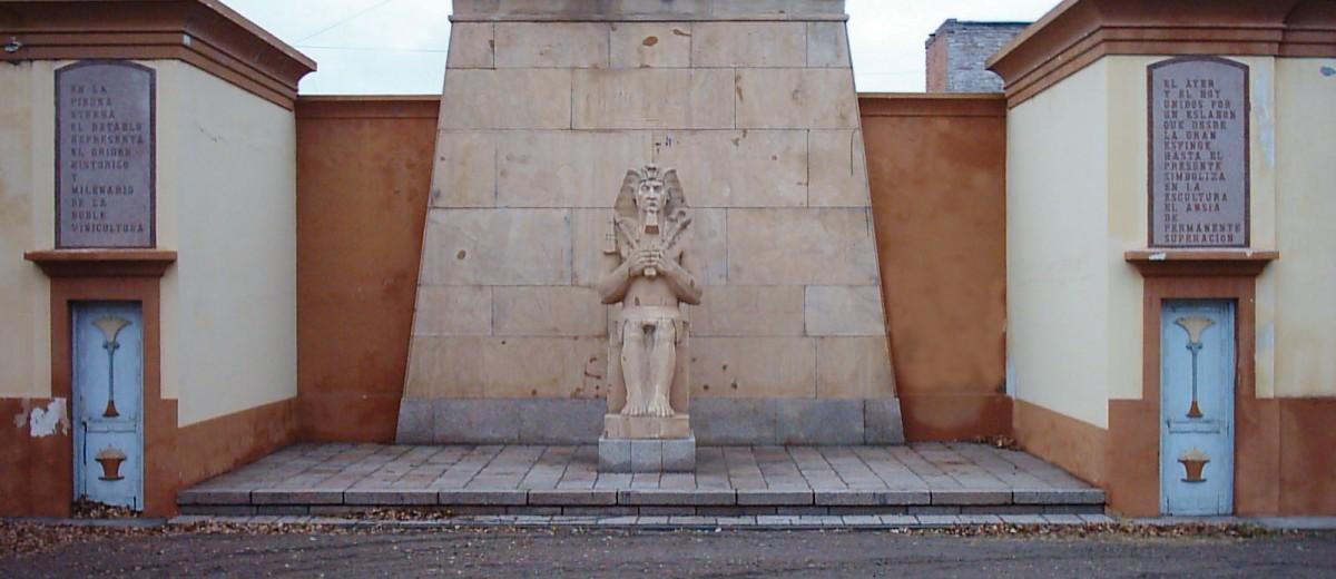 Caminos del Vino en General Alvear: Bodega Faraón