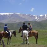 Cabalgatas en la Región Norte