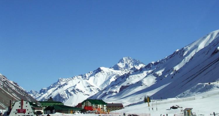 Centro de esqui Los Penitentes