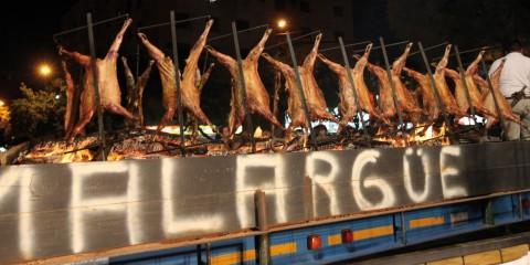 Fiestas de Malargüe: Fiesta del chivo
