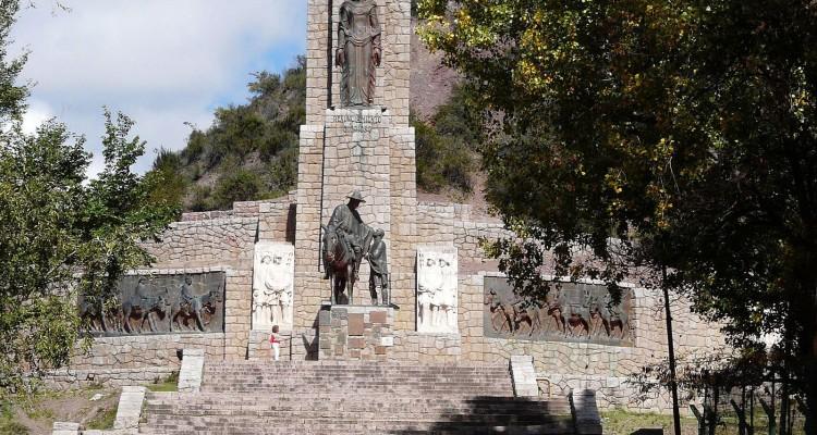 Monumento Retorno a la Patria, Reserva Manzano Histórico