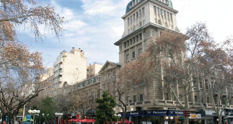Mendoza City tour: Pasaje San Martin