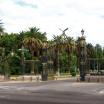 Portones del Parque General San Martín