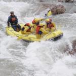 Rafting en la Región Norte
