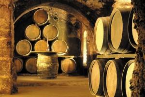 Proceso de elaboración del vino: guarda en barricas