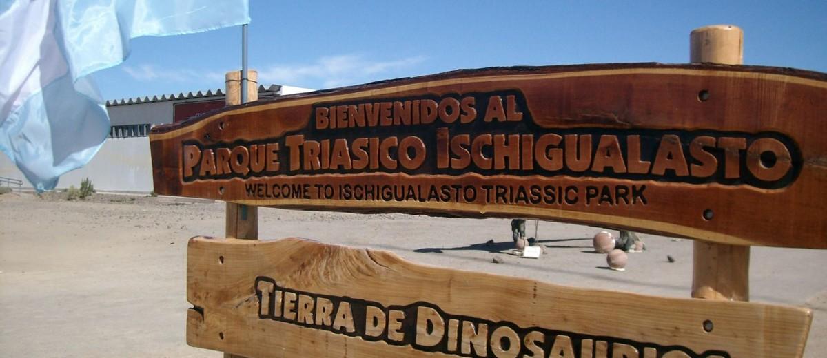 Ischigualasto, tierra de dinosaurios