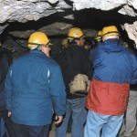 Cave and mine tourism