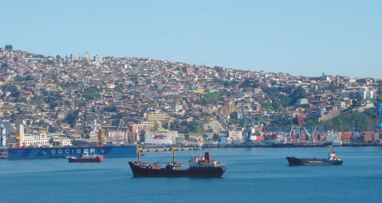 Panorámica de Valparaíso