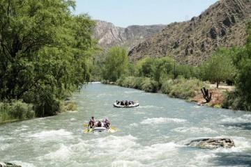 Rafting en Valle Grande