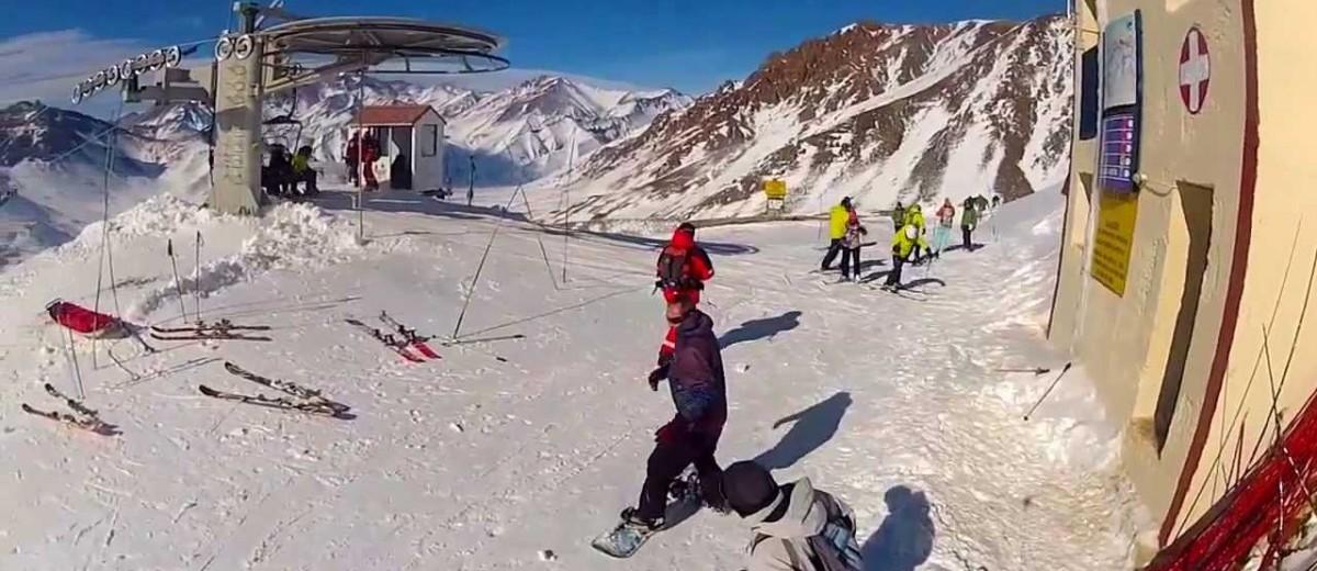 snowboard Mendoza