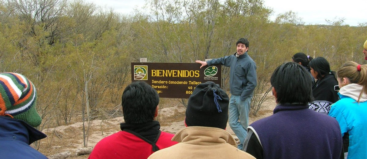 Visita a Reserva Bosques Teltecas