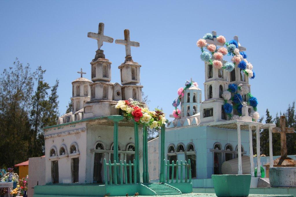 Cementerio de Cerrillos de Tamaya