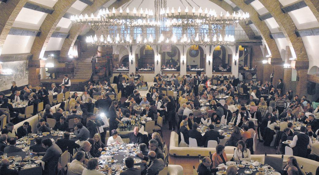 Salón de eventos: Bodega del 900
