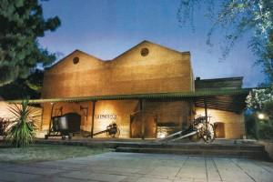 Enoteca de las Artes, Centro de Congreso E. Civit