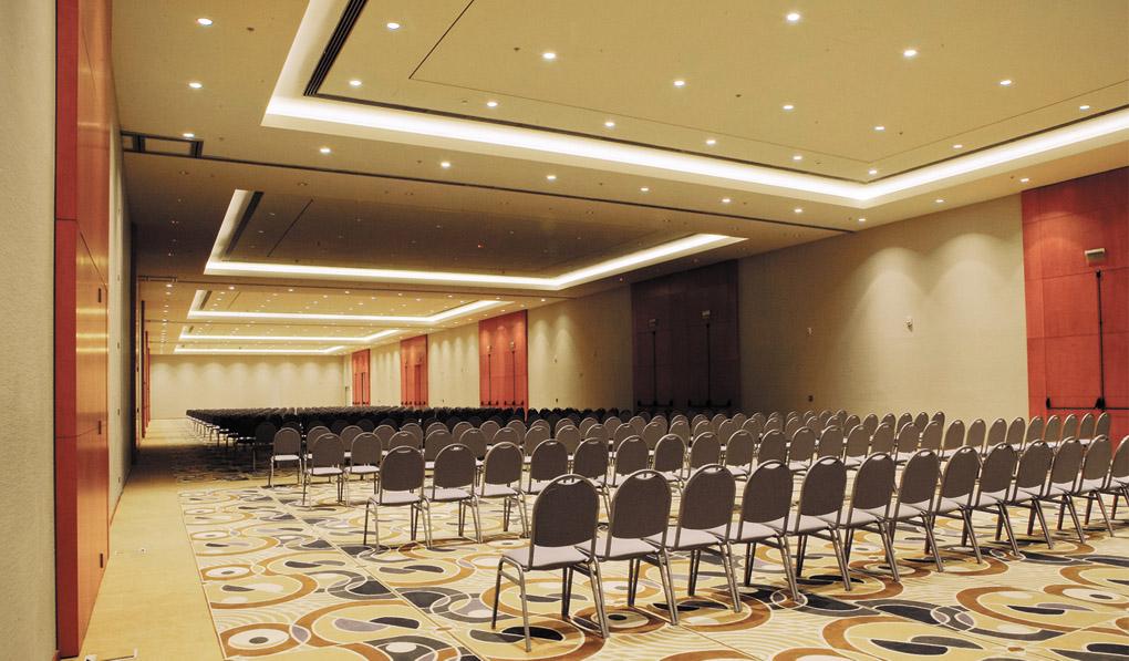 Salón de eventos: Hotel InterContinental
