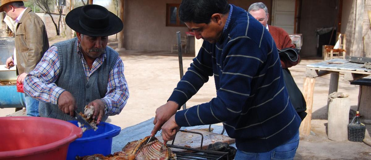 Excursion Los Huarpes