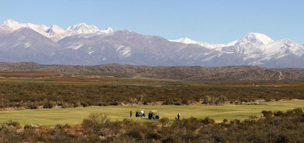 Golf en Mendoza