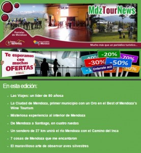 MdzTourNews - 25 (06-10-2015)