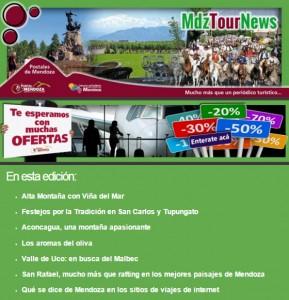MdzTourNews - 29 (03-11-2015)