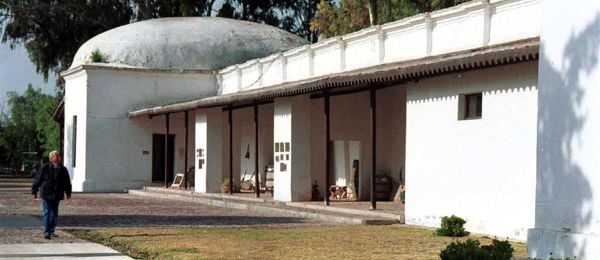 San Martín, Museo Las Bóvedas