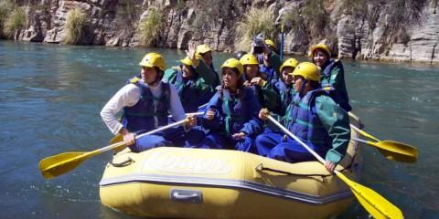 Rafting en San Rafael