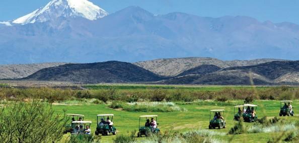 Mendoza golf
