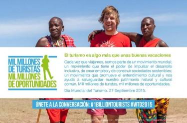 OMT Día mundial del turismo