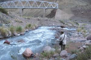 Pesca en San Rafael
