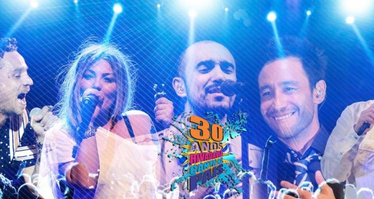 Rivadavia canta al pais