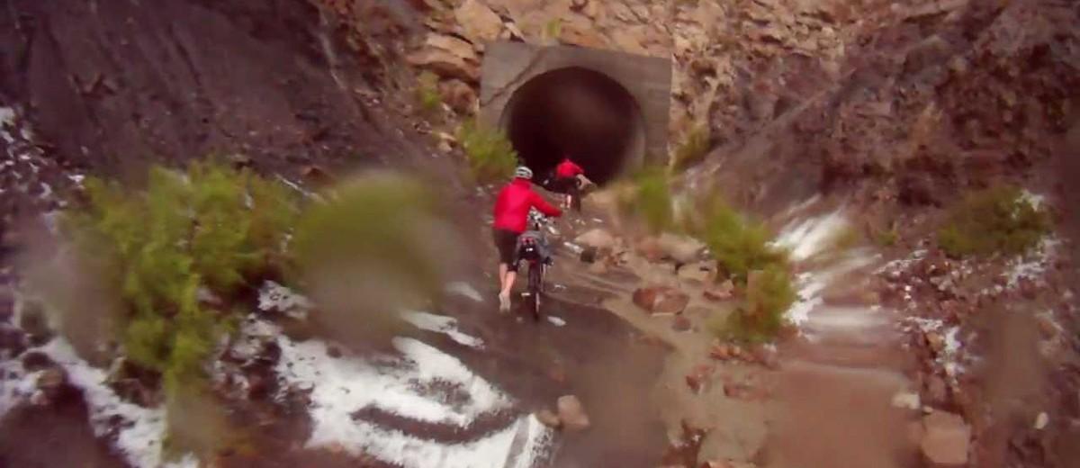San Rafael en mountain bike