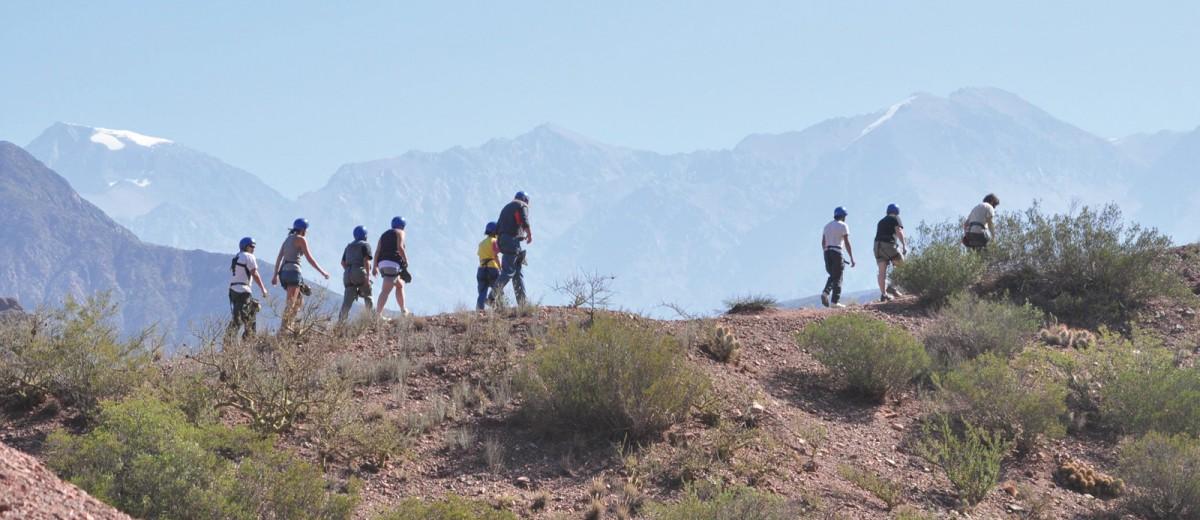 Trekking en el Valle de Uco