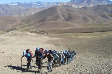 Trekking en Malargüe