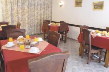 Hotel América desayunador