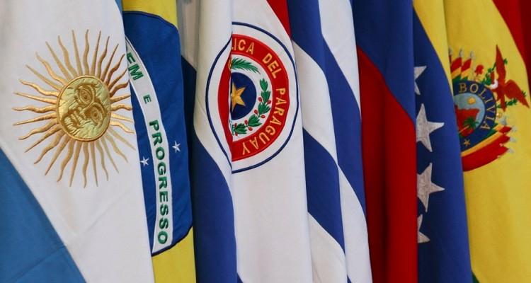 Región del Mercosur