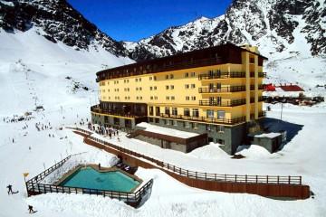 Centro de esqui Portillo