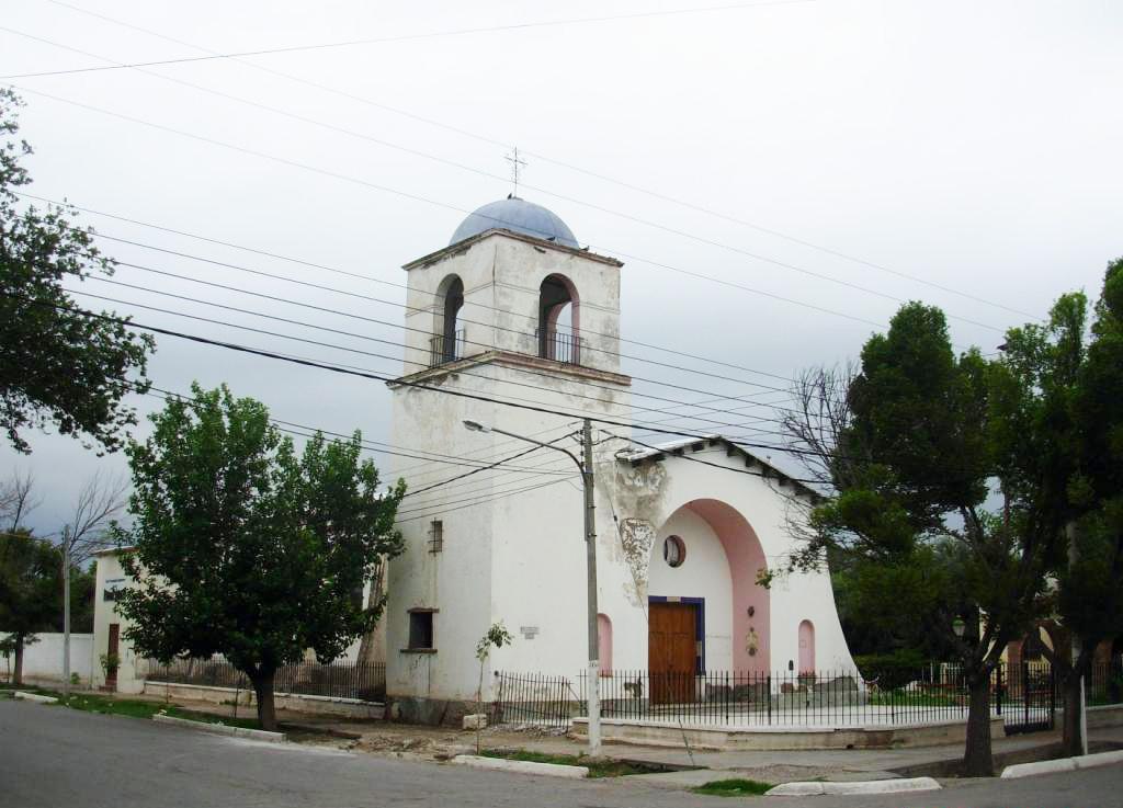 Iglesia en Villa Antigua, La Paz