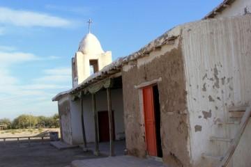 Capilla del Rosario, Lavalle