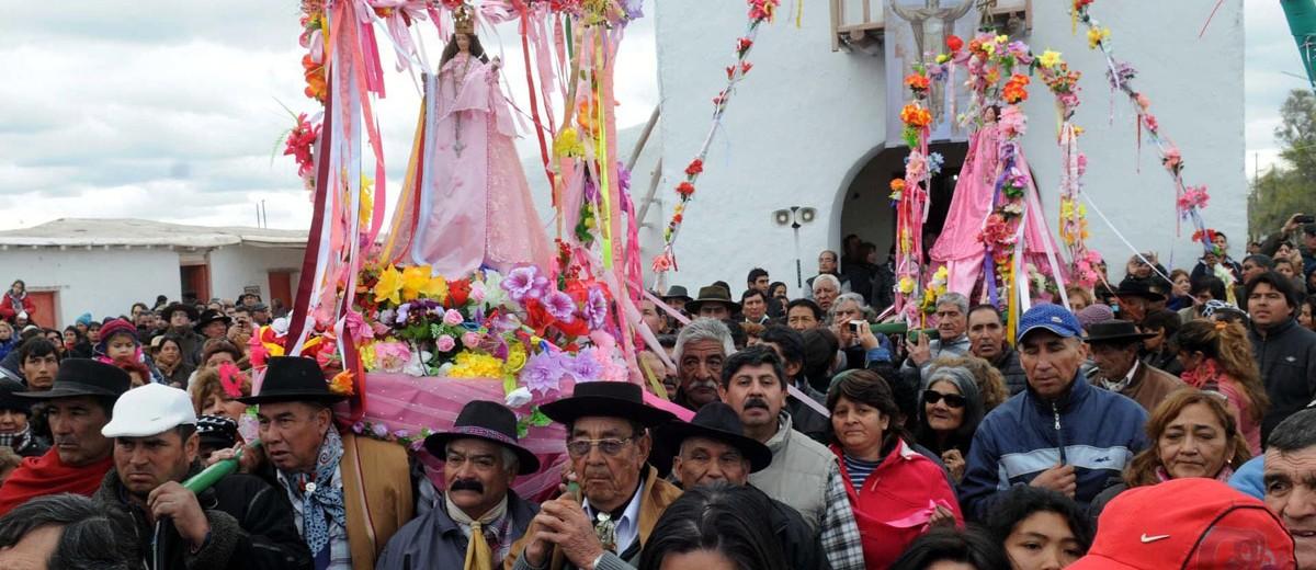 Festejos de la Virgen del Rosario, Lavalle