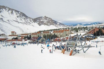 Temporada de nieve - Las Leñas