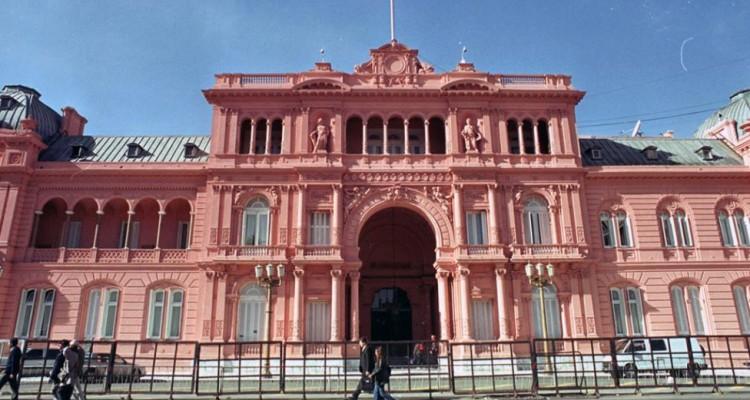 Reunión en Casa Rosada con el Subjefe de gabinete nacional