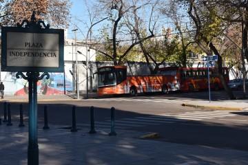 Transporte de turismo en Mendoza