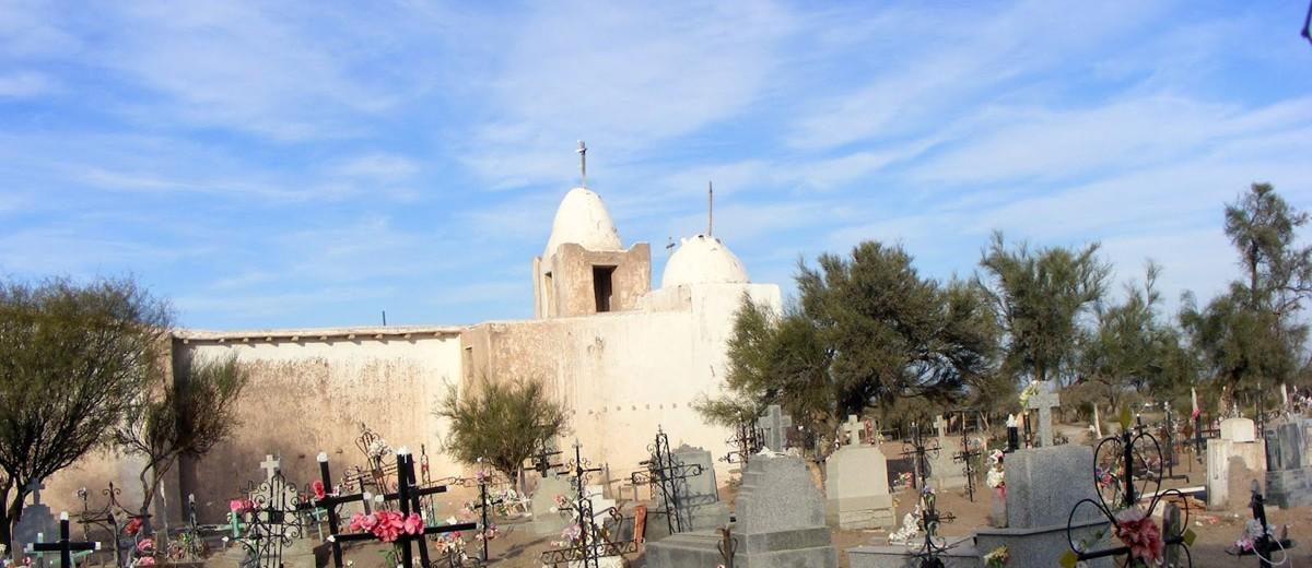 Turismo religioso en Lavalle