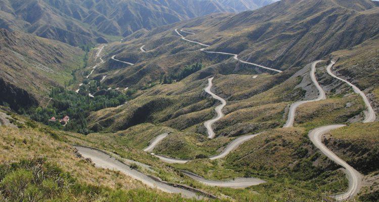 Caracoles en Villavicencio las 365 curvas