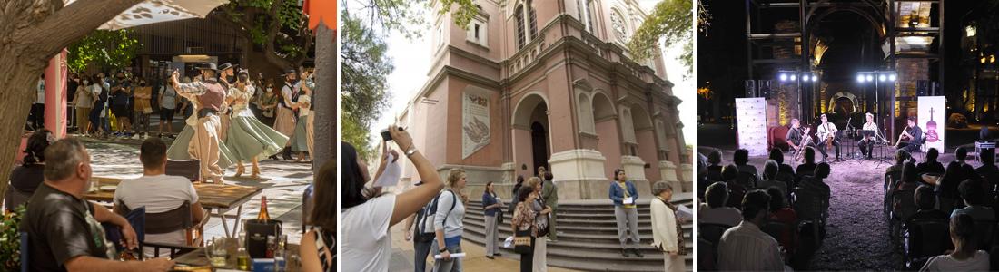 Semana Santa en la Ciudad de Mendoza