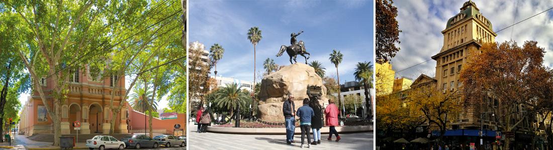 Atractivos de la ciudad de Mendoza