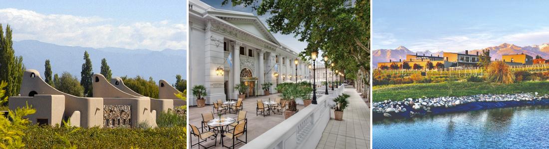 Hoteles nominados de Mendoza