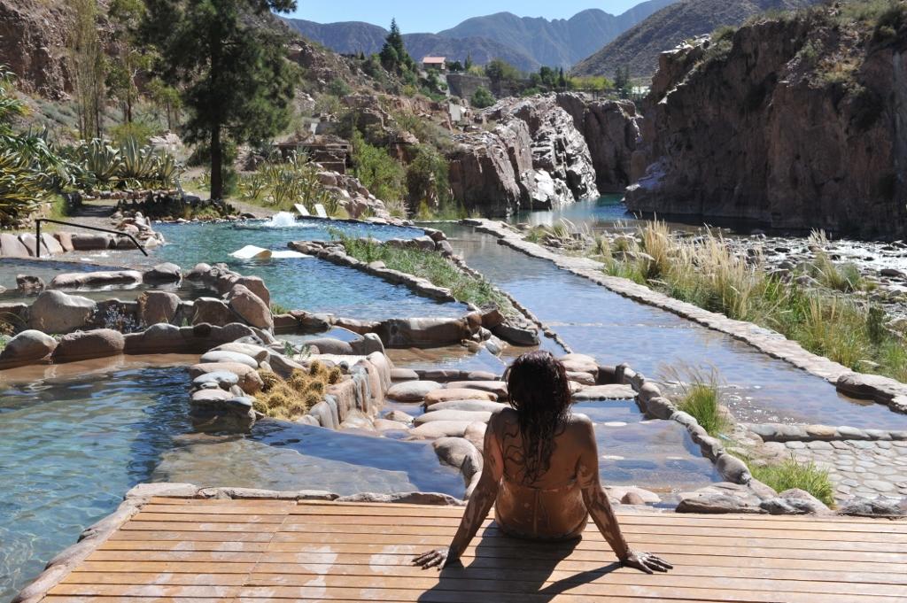 Termas Cacheuta - Un dia en Mendoza