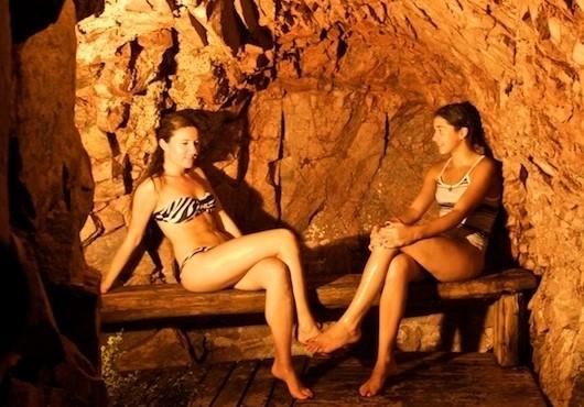 Gruta Termal - Sauna - Termas Cacheuta